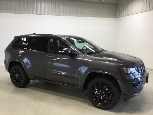 Jeep Cherokee Altitude >> New 2019 Jeep Grand Cherokee Altitude 4wd