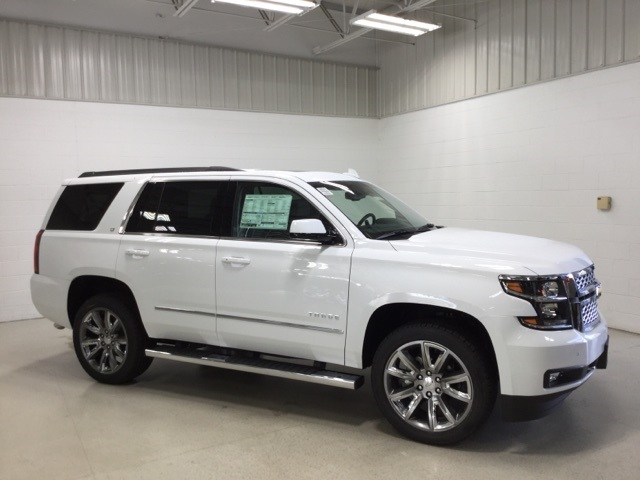 New 2019 Chevrolet Tahoe LT 4D Sport Utility In Chilton