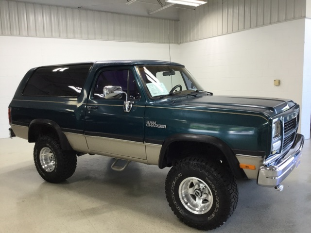 Pre-Owned 1993 Dodge Ramcharger S